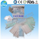 Mascarilla de papel de la mascarilla 1ply/2ply con Earloop
