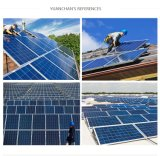 Comitato solare portatile monocristallino solare della pila 36V 300W di Suoer 300 watt