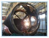 Fabrication en acier pour le génie maritime