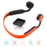 Écouteurs sans fil imperméables à l'eau de conduction osseuse de Bluetooth de modèle neuf