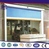 Porta rápida automática Dustproof comercial chinesa moderna do PVC
