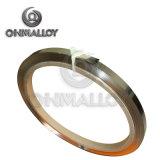 провод поставщика 0cr21al6 тесемки Fecral21/6 0.5*5 mm для закутывает - печь