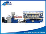 Starlink/Xingzhong sondern Schuhe BAD Einspritzung-Maschine der Farben-PVC/TPR aus