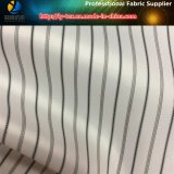Hülsen-Futter, Polyester-Streifen gesponnenes Gewebe für Kleid (S89.98)