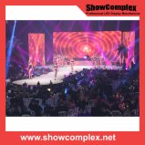 Afficheur LED de location polychrome extérieur de Showcomplex P3