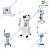 Ventilador portátil médico do hospital portátil de Ysav201p