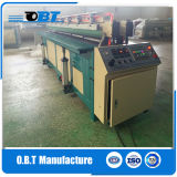 Plastic automatico Sheet Butt Welding, Bending e Rolling Machine