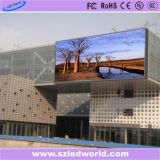 Quadro comandi esterno/dell'interno di alta luminosità dello schermo del LED per la pubblicità (P6, P8, P10, P16)