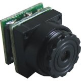 Appareil-photo caché de télévision en circuit fermé d'inspection du prix usine le plus petit mini 5V 520tvl