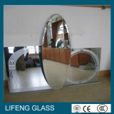 specchio di alluminio libero di 3-5mm e senza piombo di rame/dell'argento
