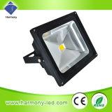 30W alta luz de inundación blanca del lumen LED para al aire libre