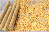 Corn doce Thresher, Corn Threshing - máquina