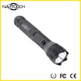 Lanterna elétrica cobrando rápida do diodo emissor de luz do tambor antiderrapagem recarregável (NK-225)