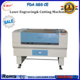 Máquina de estaca da marcação do laser do CO2 do CNC para o aço de carbono inoxidável