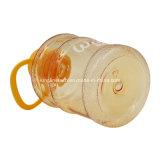 Miniplastikwasserkrug der neuen Auslegung 650ml mit Handle (KL-8032)