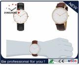 Vigilanza del quarzo della vigilanza di stile di Dw dell'orologio di natale (DC-SZ123)