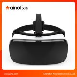 Glaces de virtual reality de l'écouteur 3D Media Player de Vr