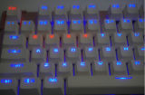 2015 nuovo Hot Product Metal Wired Mechanical Keyboard con Breath Light