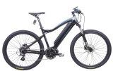 Bicicleta de montanha elétrica com o Meados de-Motor 250W