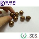 C28000 pequeña bola de cobre amarillo sólida redonda 1m m de cobre amarillo de la bola H62