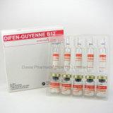 B12 de Koortswerende Pijnstillende middelen van het Kalium van Diclofenac van de Injectie difen-Guyenne