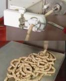 Automatische Wurst-Verknüpfungsprogramm-Maschine