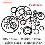 JIS2401 P155 bij 154.5*8.4mm met O-ring NBR