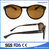 PlastikLadys Flat Mirror Fashion Sunglasses mit PC Injection