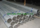 Alimento Grade 409 Stainless Steel Seamless Pipe con Small Tolerance
