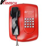 Teléfono Emergency Knzd-04 de la batería de la dial auto del sistema del control de acceso