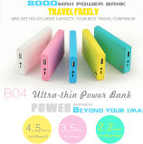 Portable Power Bank 8000mAh Polymer for iPhone