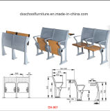 대학 Desk와 Chair 또는 College 교실 Furniture
