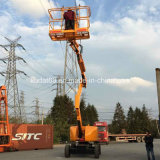 16m 230kg Mobile Aerial Work Lifting Platform Gtzz16z