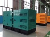 100kw/125kVA Cummins Generator Set met Soundproof Enclosure (GDC125*S)