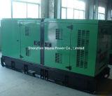 100kVA 80kw Yuchaiの無声ディーゼル発電機