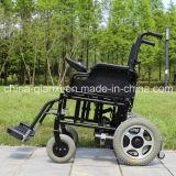세륨을%s 가진 Disabled를 위한 휴대용 Folding Electric Wheelchair