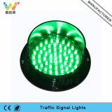 주문을 받아서 만들어진 초록불 모듈 125mm LED 신호등 램프
