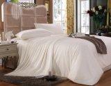 Comforter de seda enorme com tampa do algodão