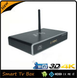 Receptor DVB-T do PC do quadrilátero Amlogics812 o mini ostenta a caixa da tevê das canaletas