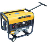 2.5kw 170 Engine中国Factory Low Price Manuel Start Gasoline Generator