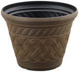 編むパターン植木鉢(KD9422)