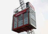 Ascenseur permanent d'élévateur de construction de sûreté