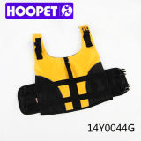 Dog jaune Life Jacket et Dog Protective Vest