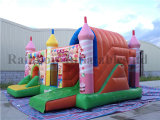 Saleのための新しいDesign Inflatable Happy Party Castle
