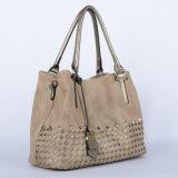 Signora di cuoio Handbag (WT0001-2) dell'unità di elaborazione delle donne di modo impostata sacchi del progettista