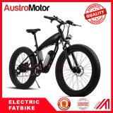 中間モーターハブモーターを搭載する72V30ah 1500W 2000Wの脂肪質の電気バイクの電気脂肪質のバイク