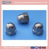 溶接金属の自動閉鎖キャップナットDIN986 M4-M20のCL。 6/8/10