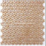 Mosaico lleno 2016 del cuerpo del color de Brown de Foshan China
