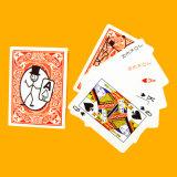 Póker plástico de las tarjetas que juegan del póker de encargo a todo color