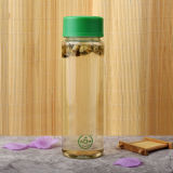 infuser de la botella de agua 750ml, botella de agua del infuser, botella de agua plástica del joyshaker del infuser